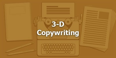3-D Copywriting