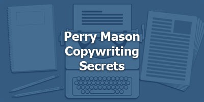 Perry Mason Copywriting Secrets
