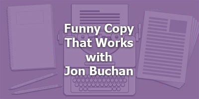 Funny Copy That Works with Jon Buchan