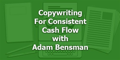 Copywriting for Consistent Cash Flow