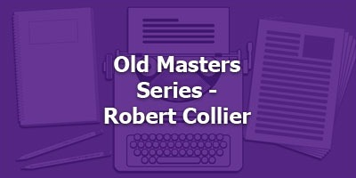 Old Masters Series - Robert Collier