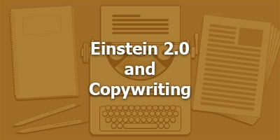 Episode 096 - Einstein 2.0 and Copywriting
