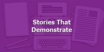 Episode 005 - Stories That Demonstrate