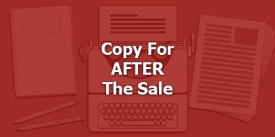 Episode 033 - Copy For AFTER The Sale