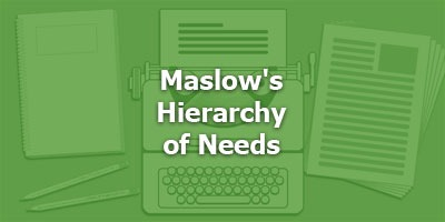 Episode 048 - Maslow's Hierarchy of Needs