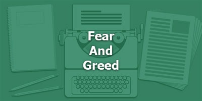 Episode 053 - Fear and Greed